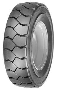 Premium Industrial Lug + Tires